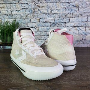 New All Star Pro BB High 'Pale Putty Lotus Pink'